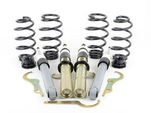 ES#2777216 - S1VW007 - Solo-Werks S1 Coilovers  - Set your vehicle low and tight for optimal performance - Solo-Werks - Audi Volkswagen