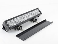 ES#2992720 - LLBSP20SPOT72WC - 20 Inch LED Spot Light Bar - Chrome - 24 3W LEDs for a total of 72W - Spyder - Audi BMW Volkswagen Mercedes Benz MINI Porsche