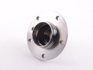 ES#57894 - 33411095770 - Front Wheel Hub - Priced Each - Wheel hub/bearing for the front suspension. - Genuine BMW - BMW