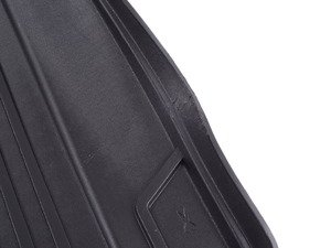 ES#3173569 - 8W5061180SD - Audi Collection Rubberized Cargo Mat - Black *Scratch And Dent* - (NO LONGER AVAILABLE) - *please see description prior to ordering* Protect your cargo area from dirt and spills - Genuine Volkswagen Audi -