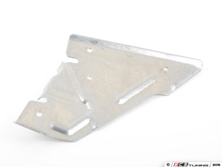 ES#41577 - 22111094623 - Engine Mount Bracket Heat Shield - Right - This is the heat shield that protects the motor mount from exhaust heat. - Genuine BMW - BMW