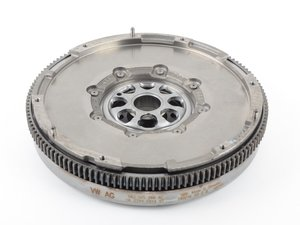 ES#2644256 - 06J105266AC - Flywheel - 280mm - Used for transmitting power from crankshaft to clutch - Genuine Volkswagen Audi - Volkswagen