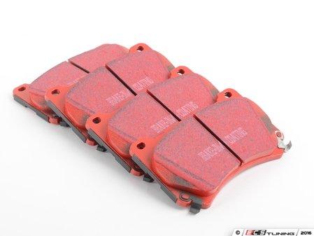 ES#2070759 - DP31849C - EBC Redstuff Ceramic Pad Set - HYUNDAI - Front - EBC -