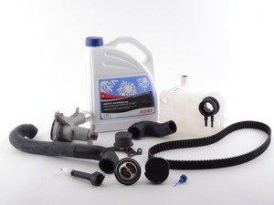 ES#2863340 - 11519070759KT - ECS Cooling System Refresh Kit - Level 1 - An entry level cooling refresh kit - with aftermarket components, featuring a GEBA Water Pump - Assembled By ECS - BMW