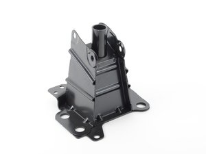 ES#457276 - 8P0807134 - Front Bumper Buffer - Right - Supports the impact beam in the bumper cover - Genuine Volkswagen Audi - Audi