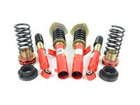 ES#3145913 - F2-MK5T1 - Function & Form Type 1 Coilovers - Fixed dampening with adjustable shock bodies giving the ability to go lower without sacrificing ride quality - Function and Form - Volkswagen