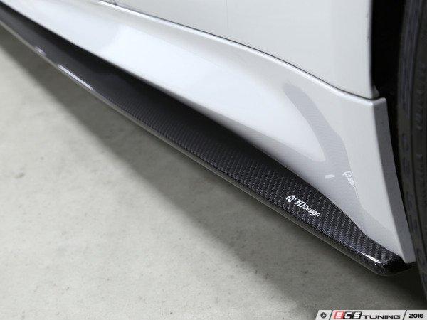 ES#3175899 - 3104-28211 - Carbon Fiber Side Skirts - Individualize your BMW's looks with these carbon fiber side skirts - 3D Design - BMW