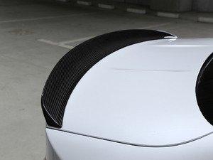 ES#3175967 - 3109-28211 - Carbon Fiber Trunk Spoiler - Individualize your BMW's looks with this carbon fiber trunk spoiler - 3D Design - BMW