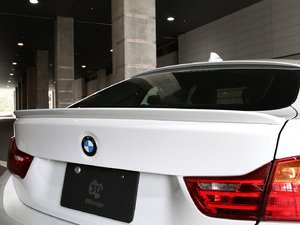 ES#3175964 - 3109-23611 - Trunk Spoiler - Individualize your BMW's looks with this trunk spoiler - 3D Design - BMW