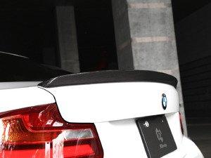 ES#3175957 - 3109-22211 - Carbon Fiber Trunk Spoiler - Individualize your BMW's looks with this carbon fiber trunk spoiler - 3D Design - BMW