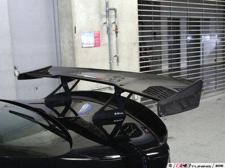 ES#3175982 - 3111-28211 - Carbon Fiber GT-Style Wing - Aggressive race-car looks for your BMW - 3D Design - BMW