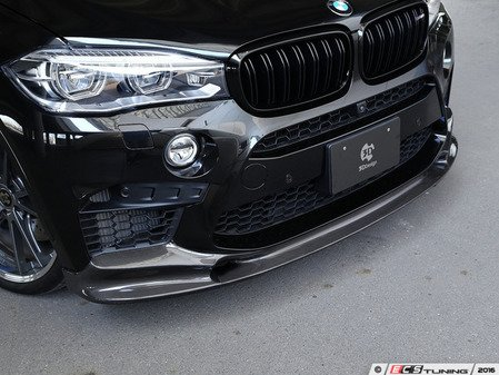 ES#3175876 - 3101-28611 - Carbon Fiber Front Lip Spoiler - Individualize your BMW's looks with this carbon fiber lip spoiler - 3D Design - BMW