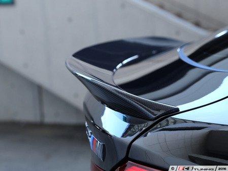 ES#3175956 - 3109-21611 - Carbon Fiber Trunk Spoiler - Individualize your BMW's looks with this carbon fiber trunk spoiler - 3D Design - BMW