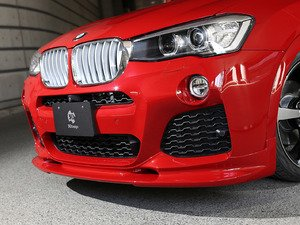 ES#3175865 - 3101-22611 - Front Lip Spoiler - Individualize your BMW's looks with this lip spoiler - 3D Design - BMW