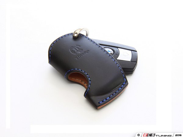 ES#3176015 - 7105-0111 - Small Key Case - Black - Protect your keys & your interior with this stylish key case - 3D Design - BMW