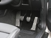 ES#3175992 - 6102-00211 - Aluminum Pedal Set - Manual - High-performance looks and more grip when you need it! - 3D Design - BMW