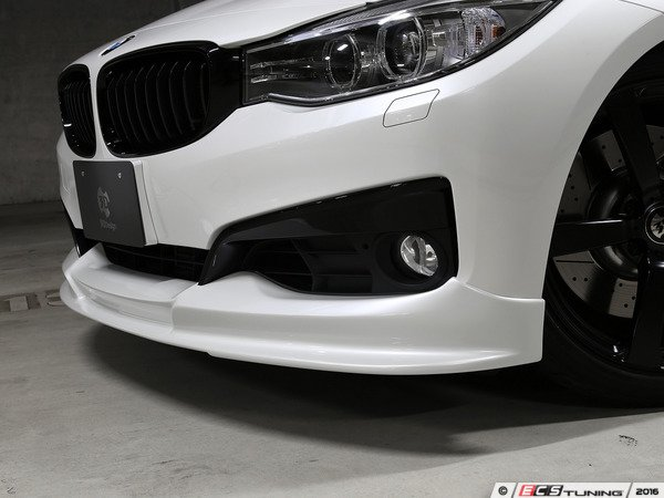 ES#3175872 - 3101-23411 - Front Lip Spoiler - Individualize your BMW's looks with this lip spoiler - 3D Design - BMW