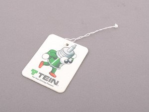 ES#3135639 - TN028-004 - Tein Air Freshener - Plumeria  - Hanging air freshener with the Tein mascot on front - Tein - Audi BMW Volkswagen Mercedes Benz MINI Porsche