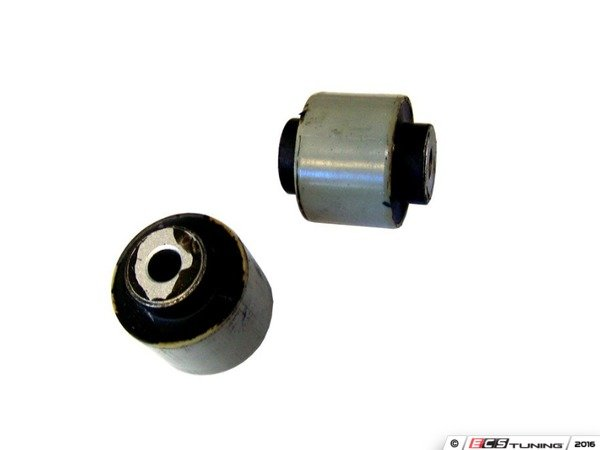 ES#3176342 - 034-505-2001-SD - Street Density Rear Differential Bushings - Pair - Eliminates excessive rear differential movement and provides quick feedback - 034Motorsport - Audi