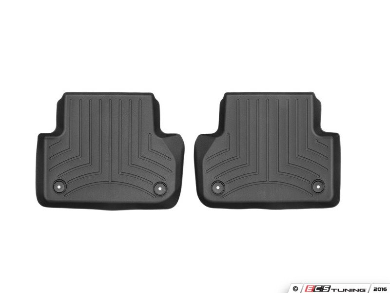 ECS News - Audi B9 A4 WeatherTech Floor Mats