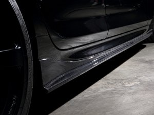 ES#3175892 - 3104-20611 - Carbon Fiber Side Skirts - Individualize your BMW's looks with these carbon fiber side skirts - 3D Design - BMW