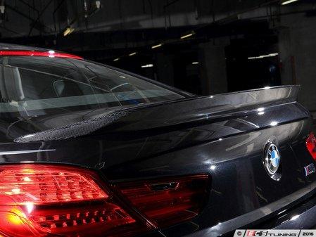 ES#3175953 - 3109-20621 - Carbon Fiber Trunk Spoiler - Individualize your BMW's looks with this carbon fiber trunk spoiler - 3D Design - BMW