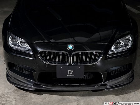 ES#3175857 - 3101-20631 - Carbon Fiber Front Lip Spoiler Set - Individualize your BMW's looks with this carbon fiber lip spoiler - 3D Design - BMW