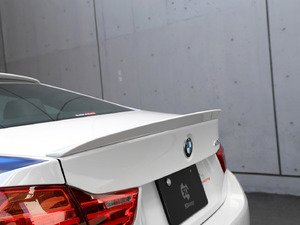 ES#3175962 - 3109-23211 - Trunk Spoiler - Individualize your BMW's looks with this trunk spoiler - 3D Design - BMW