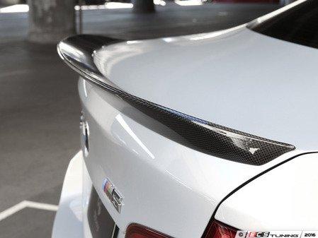 ES#3175955 - 3109-21021 - Carbon Fiber Trunk Spoiler - Individualize your BMW's looks with this carbon fiber trunk spoiler - 3D Design - BMW