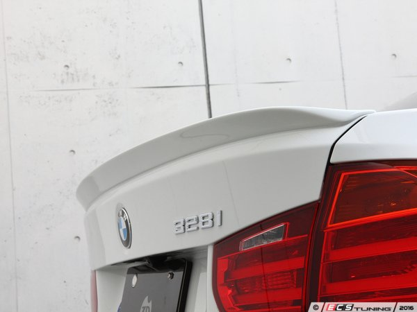 ES#3175960 - 3109-23011 - Trunk Spoiler - Individualize your BMW's looks with this trunk spoiler - 3D Design - BMW