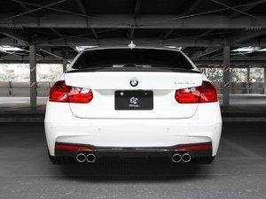 ES#3175961 - 3109-23021 - Carbon Fiber Trunk Spoiler - Individualize your BMW's looks with this carbon fiber trunk spoiler - 3D Design - BMW