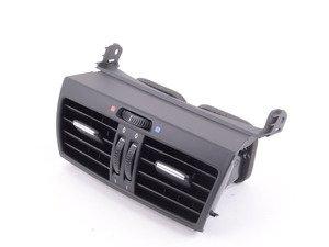 ES#178512 - 64226958748 - Fresh Air Grille Rear Room - Genuine BMW - BMW