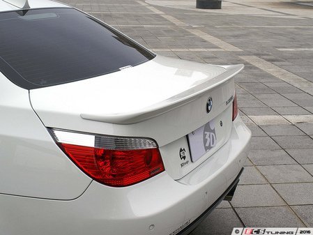ES#3175946 - 3109-16011 - Trunk Spoiler - Individualize your BMW's looks with this trunk spoiler - 3D Design - BMW