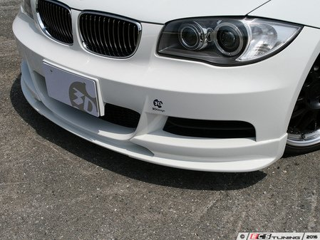 ES#3175847 - 3101-18211 - Front Lip Spoiler - Individualize your BMW's looks with this lip spoiler - 3D Design - BMW