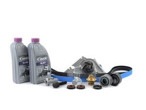ES#2569847 - 078109119JKT - ECS Tuning Timing Belt Kit - Ultimate Plus With Gates Racing Timing Belt - Looking for the best timing belt kit on the market? Look no further than ECS Tuning - Assembled By ECS - Audi