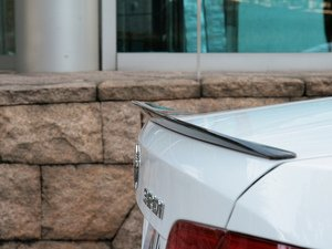 ES#3175951 - 3109-19211 - Carbon Fiber Trunk Spoiler - Individualize your BMW's looks with this carbon fiber trunk spoiler - 3D Design - BMW