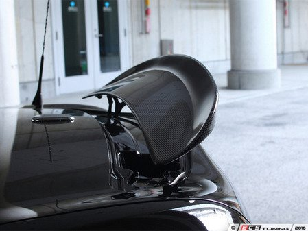 ES#3175968 - 3109-75911 - Trunk Spoiler - Carbon Fiber  - Individualize your MINI's looks with this trunk spoiler - 3D Design - MINI