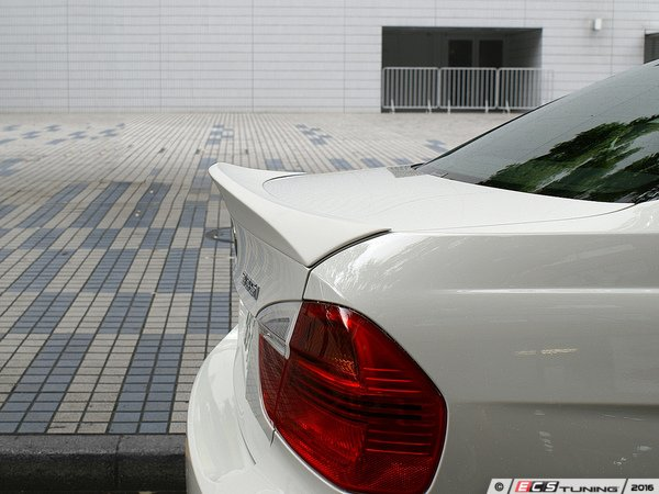 ES#3175949 - 3109-19011 - Trunk Spoiler - Individualize your BMW's looks with this trunk spoiler - 3D Design - BMW