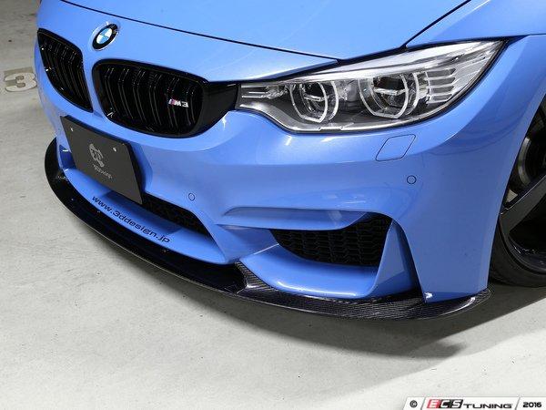 ES#3175875 - 3101-28211 - Carbon Fiber Front Lip Spoiler - Individualize your BMW's looks with this carbon fiber lip spoiler - 3D Design - BMW
