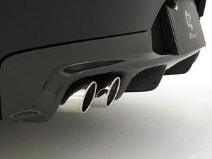 ES#3175907 - 3108-18931 -  Carbon Fiber Rear Diffuser - Quad Exhaust - Individualize your BMW's looks with this carbon fiber rear diffuser - 3D Design - BMW