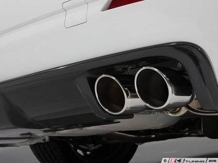ES#3175922 - 3108-21021 - Carbon Fiber Rear Diffuser - Quad Exhaust - Individualize your BMW's looks with this carbon fiber rear diffuser - 3D Design - BMW