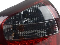 ES#3177618 - FKRLXLAI503 - LED Tail Light Set - Red/Smoked  - Upgrade your stock tails with these Smoked LED tail lights - FK - Audi