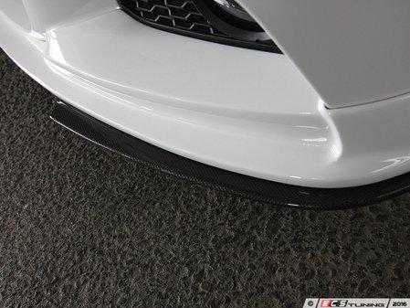 ES#3175886 - 3102-21011 - Carbon Fiber Front Splitter - Individualize your BMW's looks with this carbon fiber splitter - 3D Design - BMW