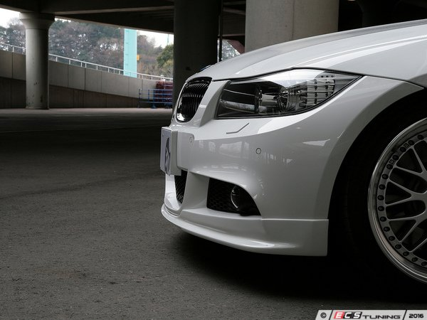 ES#3175852 - 3101-19021 - Front Lip Spoiler - Individualize your BMW's looks with this lip spoiler - 3D Design - BMW