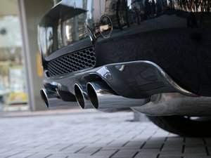 ES#3175914 - 3108-19051 - Carbon Fiber Rear Diffuser - Individualize your BMW's looks with this carbon fiber rear diffuser - 3D Design - BMW