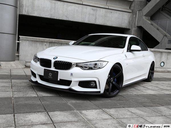 ES#3175871 - 3101-23221 - Carbon Fiber Front Lip Spoiler - Individualize your BMW's looks with this carbon fiber lip spoiler - 3D Design - BMW