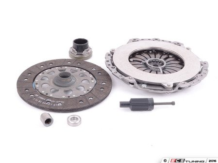 ES#2695535 - 21207528210 - Clutch Kit - Includes clutch disc, pressure please, and throwout bearing - LUK - BMW