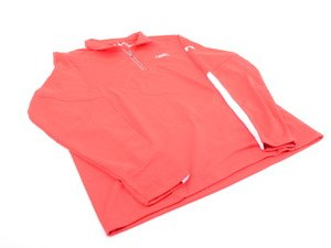 ES#3133367 - ACM2008REDLG - Under Armour 1/4 Zip Pullover - Red - Mens Large - A pullover that is just as unique as you and your Audi, the Under Armour 1/4 Zip is sure to make a statement! - Genuine Volkswagen Audi - Audi
