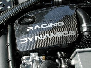 ES#3177900 - 1317455020 - Carbon Fiber Engine Cover - Personalize your M3/M4's engine bay - Racing Dynamics - BMW