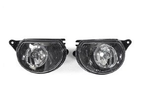 ES#2808126 - 4412029PAS - Fog Light Set - Includes the left and right housings with halogen bulbs - Depo - Audi